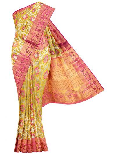 Vivaha Wedding Silk Saree - OFB8739570