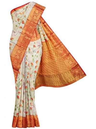 Vivaha Wedding Silk Saree - OFB8739578