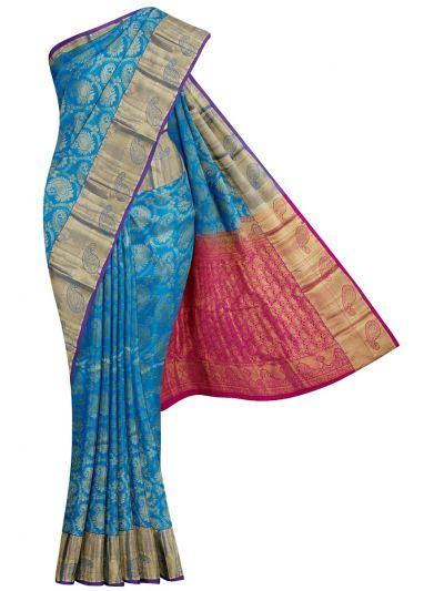 Traditional Silk Saree - OFD0326174
