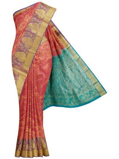 Traditional Silk Saree - OFD0326175
