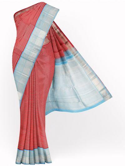 LCD2905713-Estrila Handloom Pure Silk Saree
