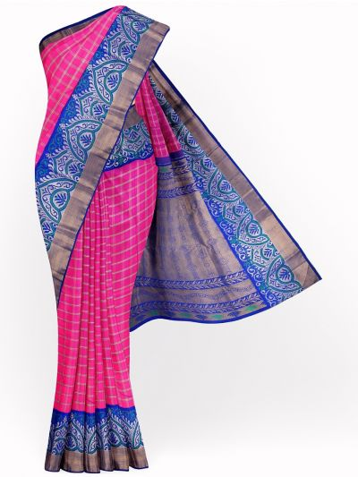LJA7654595-Vivaha Pure Kanchipuram Silk Saree