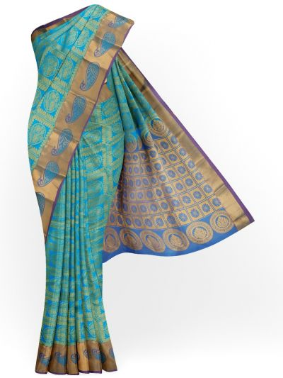 Bairavi Traditional Silk Saree - MBA4723440