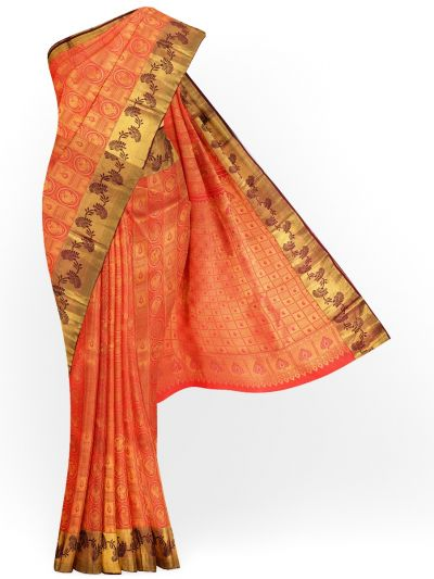 Vivaha Exclusive Wedding Silk Saree - MBB6090260