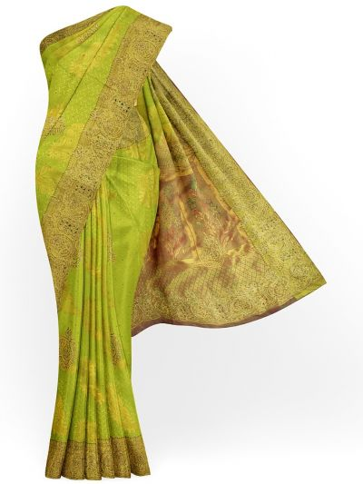 MCA7852024 - Art Silk Stone work Design Saree
