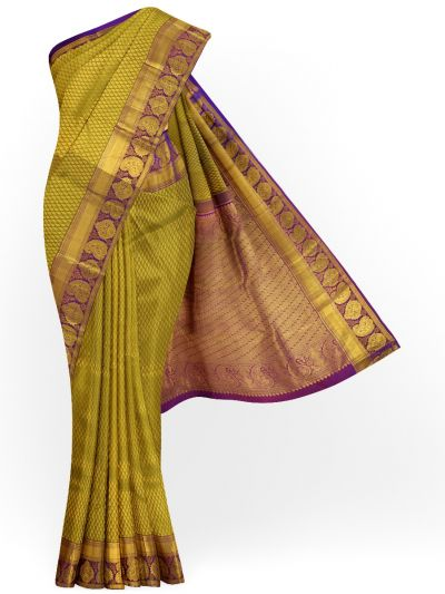Vivaha Exclusive Wedding Silk Saree - MCB8821357