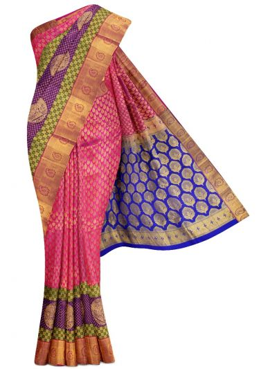 Vivaha Exclusive Wedding Silk Saree - MCB9013880