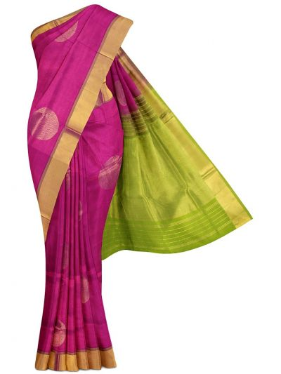 Chamelli Arani Silk Cotton Saree - MDB1728373