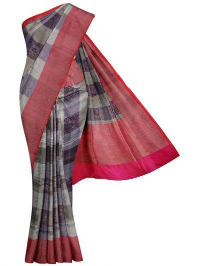MDD2744689-Kyathi Fancy Antique zari Banarasi Saree