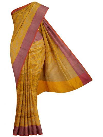 MDD2744691-Kyathi Fancy Antique zari Banarasi Saree
