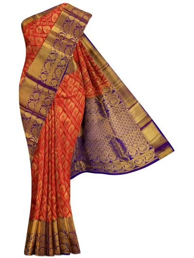 Vivaha Exclusive Wedding Silk Saree - MFB0947774