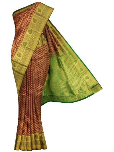 MFB0947786-Vipanji Traditional Silk Saree