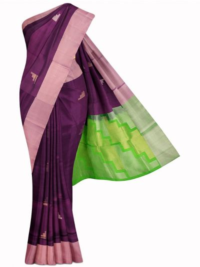Vipanji Soft Silk Saree - MFB1093055