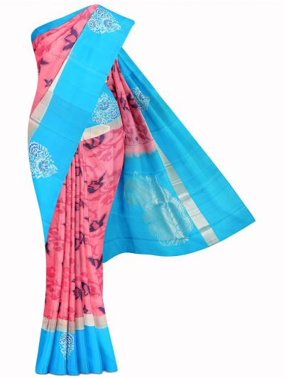 Estrila Handloom Wedding Silk Saree - MFB1384808