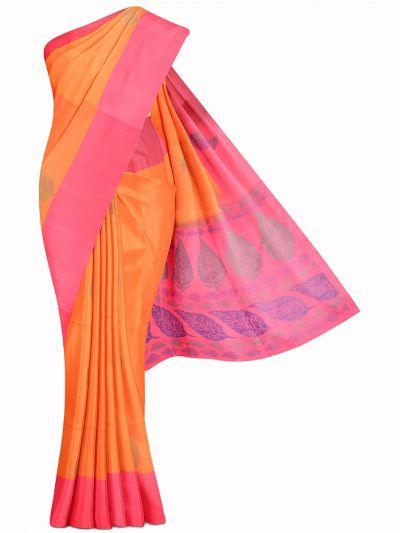 Vipanji Soft Silk Saree - MFB2762844