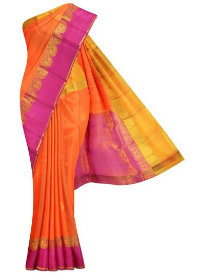 Vipanji Exclusive Soft Silk Saree - MFB3429289