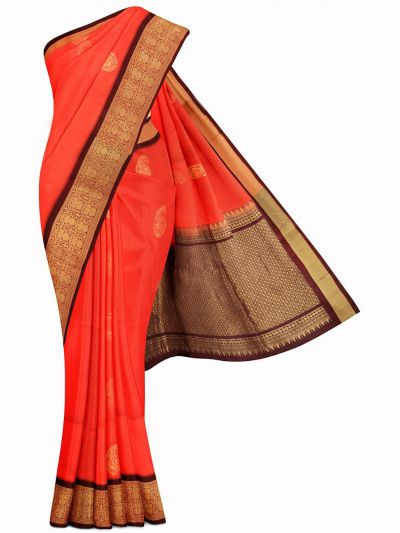Vipanji Soft Silk Saree - MFB3429299