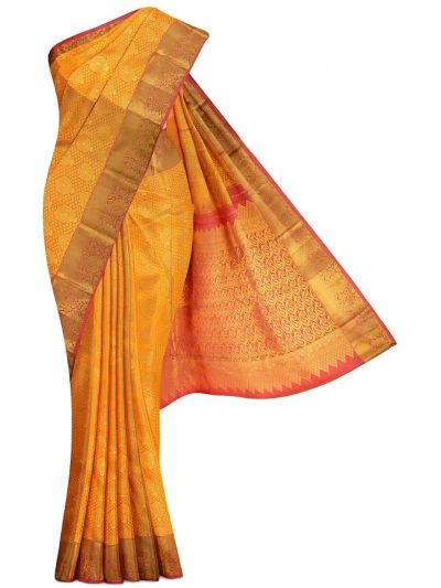 Vivaha Exclusive Wedding Silk Saree - MFB3444937