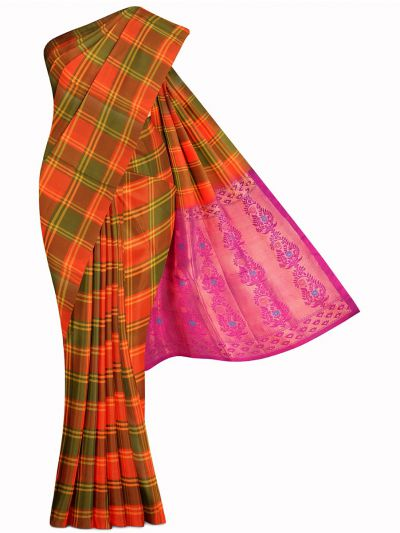 Vipanji Soft Silk Saree - MFB4620639