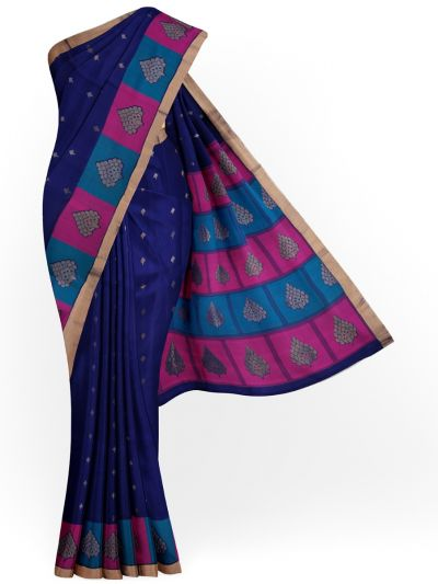 MFB4620665-Vipanji Soft Silk Saree