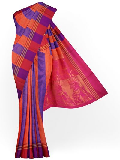 MFB5350157-Kanmanie Soft Silk Saree