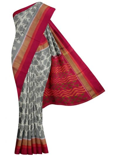 MFB5930886-Pochampally Design Soft Silk Saree