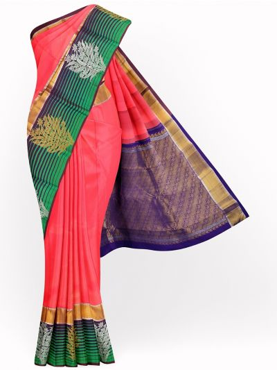 MFB6038292-Vivaha Wedding Silk Saree