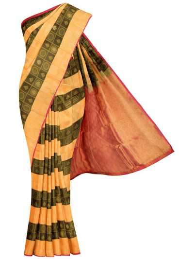 MGA7288723 - Vipanji Traditional Silk Saree