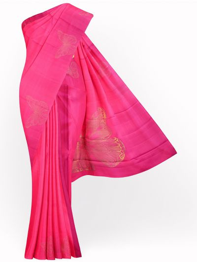 MGB8366913-Vivaha Wedding Pure Silk Saree
