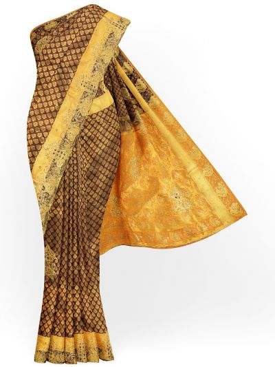 MGB8927518 - Gift Art Silk Stonework Saree