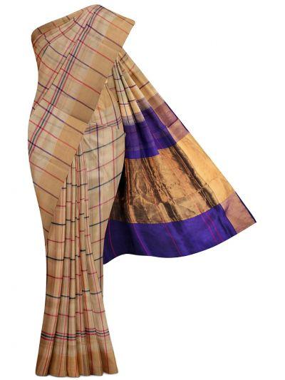 MGC0080732 - Chamelli Silk Cotton Saree