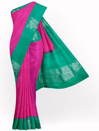 Vivaha Exclusive Wedding Silk Saree-MGC9912095