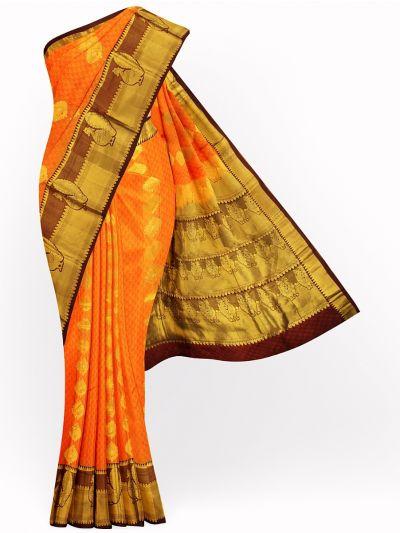 MGD0610795-Bairavi Gift Stonework Art Silk Saree