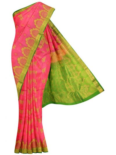Bairavi Traditional Silk Saree - MGD087573