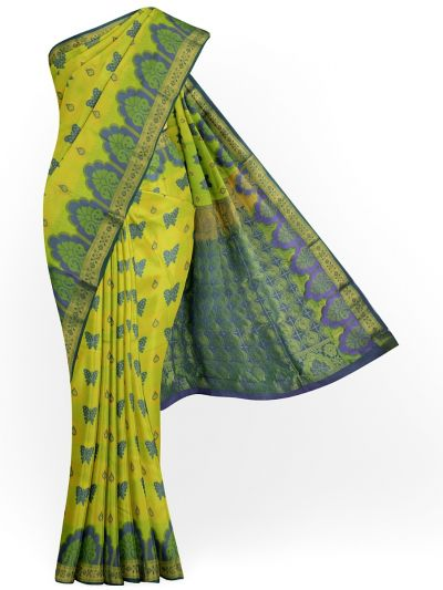 MGD0875742-Vipanji Traditional Silk Saree