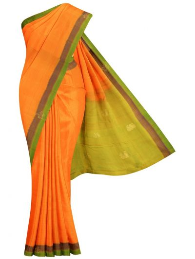 Bairavi Traditional Silk Saree - MGD0919073