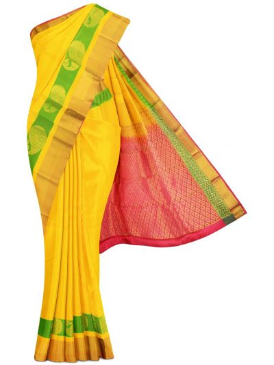 MHA1113787 - Vipanji Traditional Silk Saree