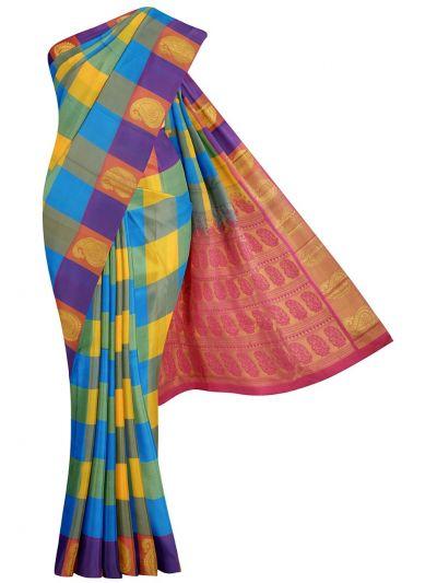 MHA1155580-Bairavi Gift Art Silk Saree