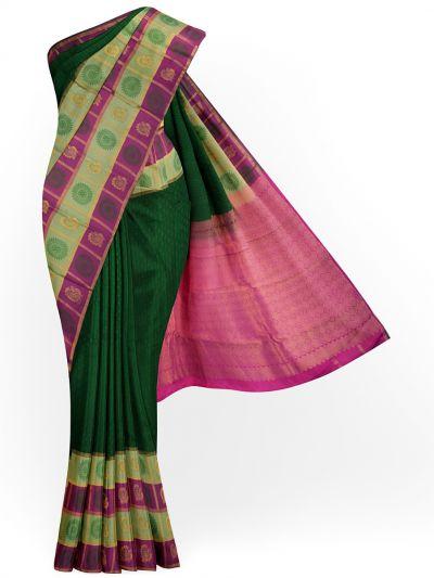 MHA1189075-Vipanji Traditional Silk Saree