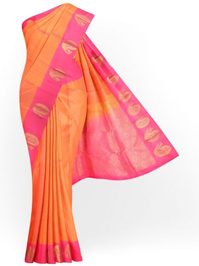 Bairavi Traditional Uppada Silk Saree - MHB1526500