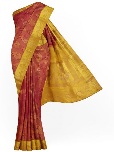 MHB1718370-Vivaha Stonework Wedding Pure Silk Saree
