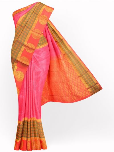 MHB1804737-Vipanji Traditional Silk Saree
