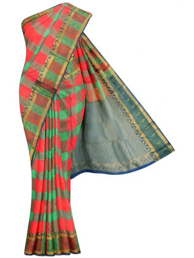 MHB1804738-Vipanji Traditional Silk Saree