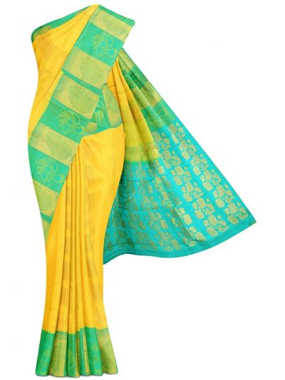 MHB1867093 - Vipanji Traditional Silk Saree