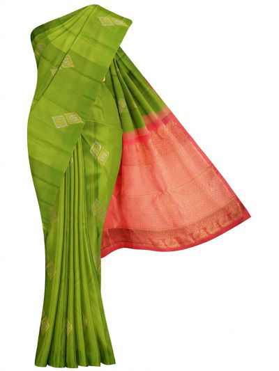 MHB1869099 - Vivaha Kanchipuram Pure Silk Saree
