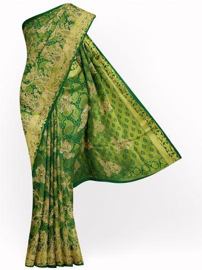 MHC1893478-Bairavi Stonework Art Silk Saree