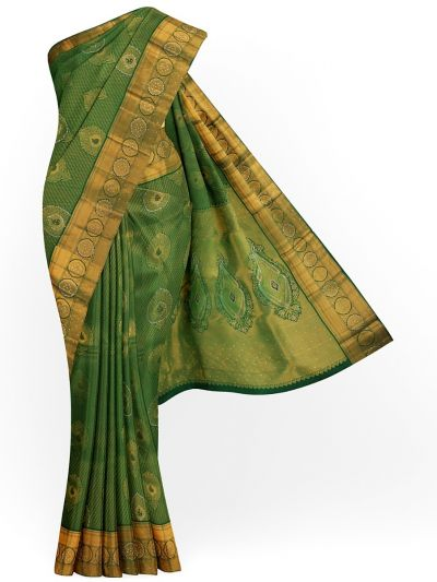 MHC1933614-Vivaha Wedding Stonework Silk Saree