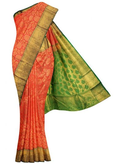 MHC1990710-Vivaha Wedding Silk Saree