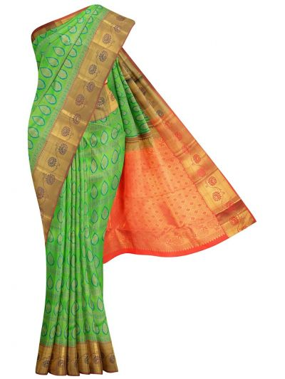 Vivaha Exclusive Wedding Silk Saree - MHC2032146