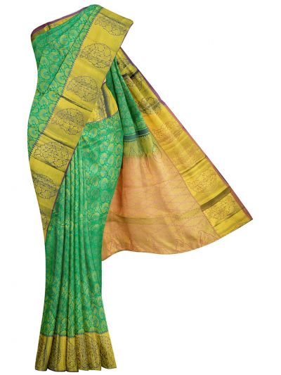 MHC2032147-Vivaha Wedding Pure Silk Saree